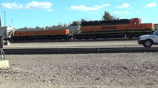 Barstow (CA) United States  City new picture : Trains - Barstow, California, USA - 2013