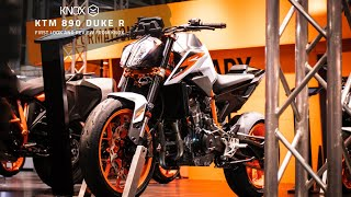 4. KTM 890 Duke R 2020 – Review from KNOX