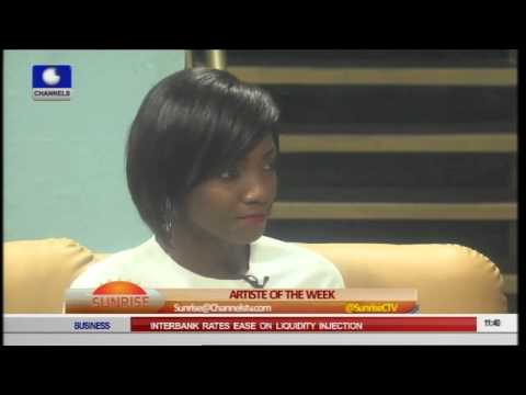 Simi Ogunleye Explains Idea Behind Song 'Jamb Question' -- Pt 1