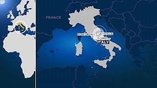 Erneut mehrere schwere Erdbeben in Mittelitalien