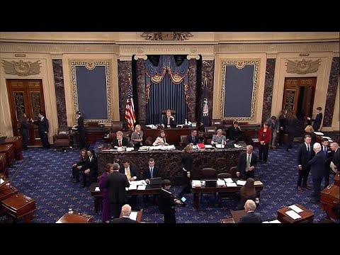 Με σκορ 98-2 υπερψηφίστηκαν στη Γερουσία οι νέες κυρώσεις ΗΠΑ στη Ρωσία