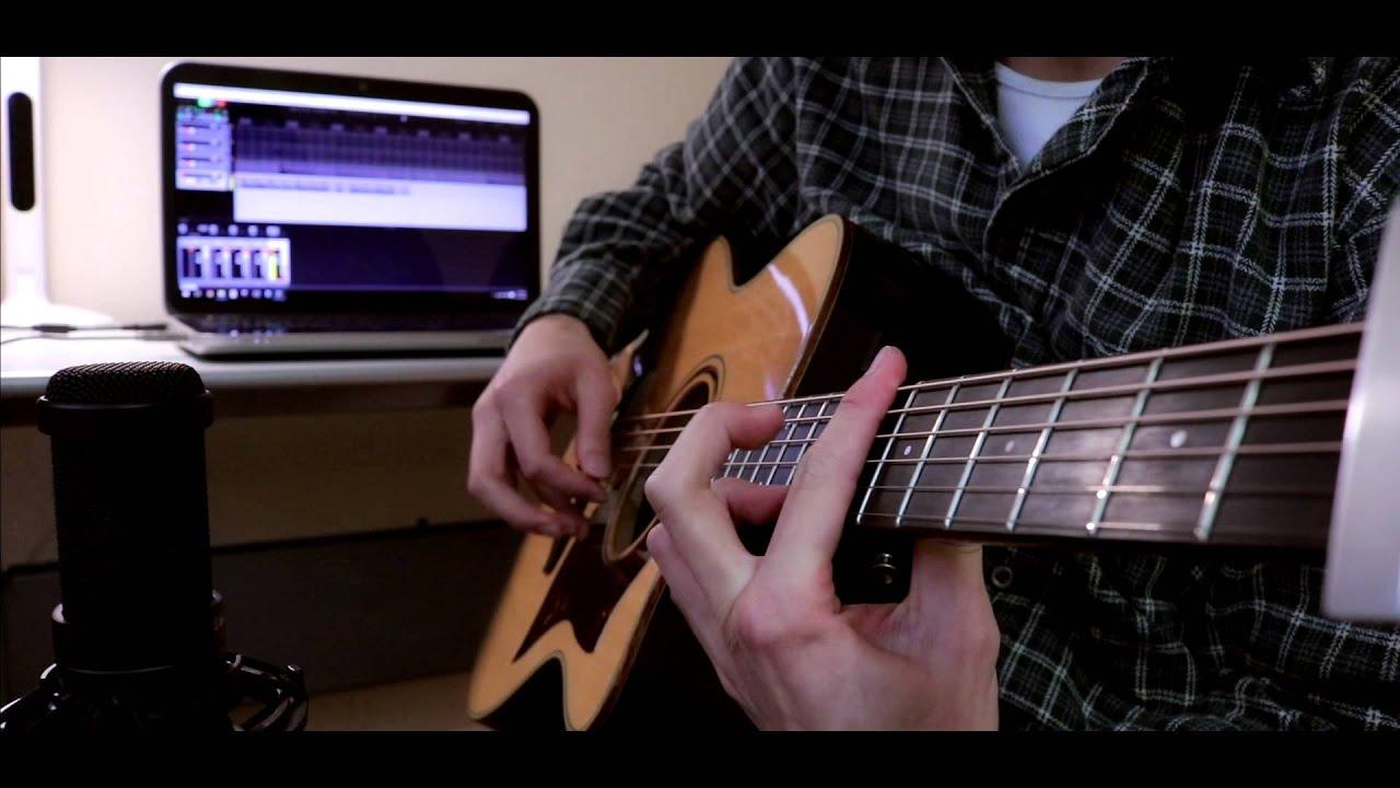 Undertale OST – Undertale (Acoustic guitar cover)