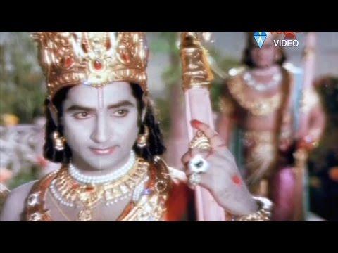 Bapu Movie Songs - Vedalenu Kodandapani - Sampoorna Ramayanam - Jamuna, Gummadi,