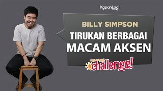 Billy Simpson Fasih Ngomong Bahasa Thailand?