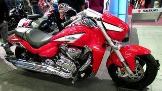 6. 2013 Suzuki M109R Special Edition - Walkaround - 2013 Montreal Motorcycle Show
