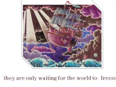 Katie Melua - Sailing Ships From Heaven lyrics