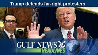 Daily headlines from the UAE and around the world brought to you by Gulf News. Trump defended far-right protesters in...