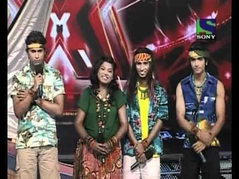 X Factor India - Episode 10 - 17 June 2011 - Part 1 of 4