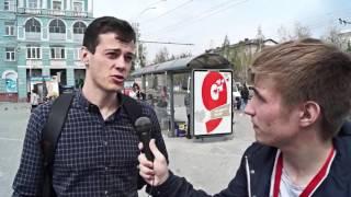 Первый куб кампании #Навальный2018 в Барнауле