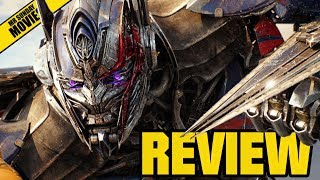 Review - TRANSFORMERS: THE LAST KNIGHT (Just The Worst)