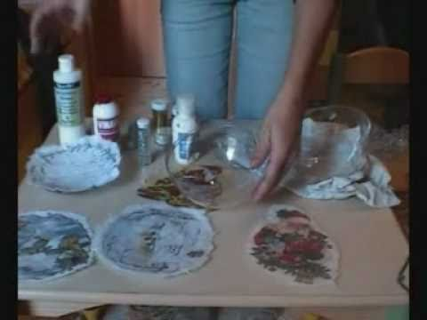 idea regalo in decoupage