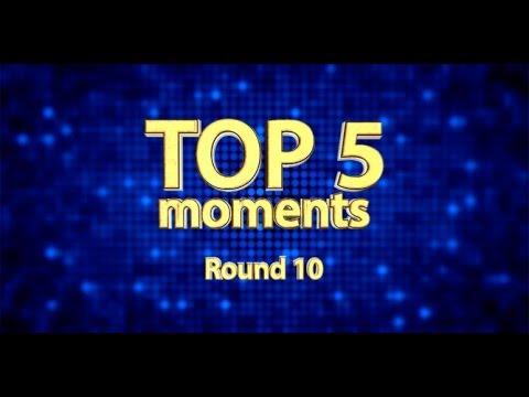 ТОП-5 лучших моментов 10 недели Единой Лиги ВТБ