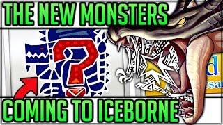 Iceborne New Monsters Coming - Update Plans - Fatalis End Boss - Monster Hunter World Iceborne! #mhw