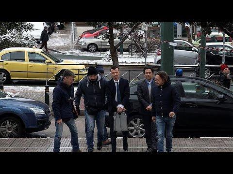 Στις 23 Ιανουαρίου η απόφαση των αρεοπαγιτών για τους δύο Τούρκους στρατιωτικούς