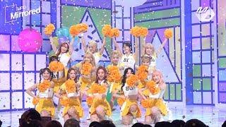 Video [Mirrored MPD직캠] 우주소녀 Happy 거울모드 직캠(안무영상) WJSN Choreography Fancam @엠카운트다운_170608 MP3, 3GP, MP4, WEBM, AVI, FLV Februari 2018