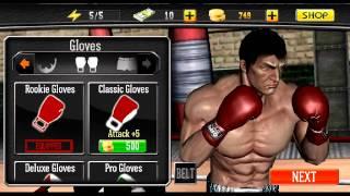 Punch Boxing 3D videosu