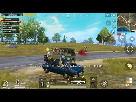 PUBG Mobile Android Gameplay #31