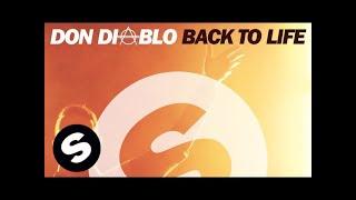 Thumbnail for Don Diablo — Back To Life