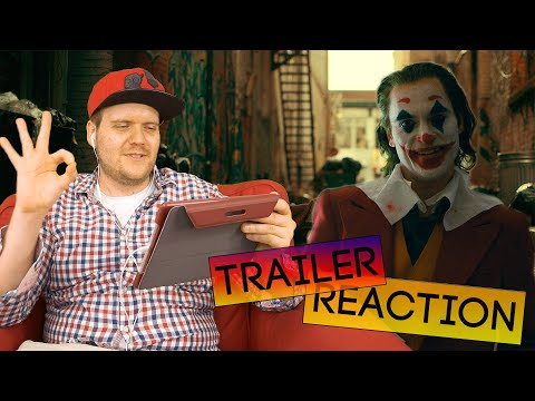 JOKER Trailer 2 Reaction Deutsch German [4K] [2019]