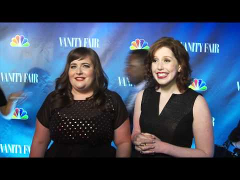 Saturday Night Live: Aidy Bryant & Vanessa Bayer Premiere Interview