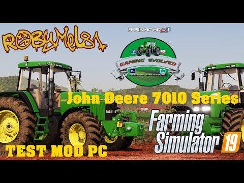 John Deere 7010 Series v1.1.0.0
