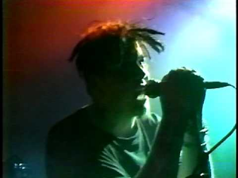 16 Volt - The Dreams That Rot in Your Heart (live 1996) online metal music video by 16VOLT