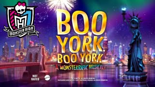 Monster High Boo York, Boo York