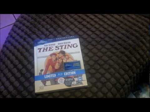 The Sting digibook