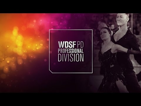 Kikhtenko - Akopian, RUS | 2015 WDSF PD World Cup LAT | Semi-Final C | DanceSport Total (видео)