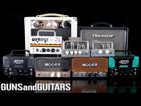 BEST BUDGET TUBE AMP SHOOTOUT!!! (Best Low Watt Tube Amps Of 2019)