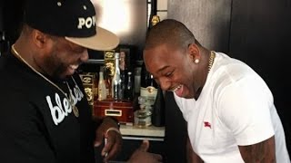 50 Cent & Cam'ron Officially End Beef