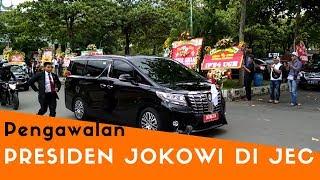 Video Paspampresnya Lari-lari, Kawal Mobil Presiden Jokowi di JEC MP3, 3GP, MP4, WEBM, AVI, FLV Maret 2019