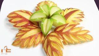 Wow! supper cute apple leaf carving, please enjoy the video. Like Videos: https://www.youtube.com/watch?v=Axa08XjPpkw&list=PLTZOlFP0vpMRGPQm-Lfykgbu5-stP8UCvPlease Like & Share. Thanks for subscribe.-------------Facebook: https://www.facebook.com/lavyfruity/Google Plus: https://plus.google.com/+LavyFuityTwitter: https://twitter.com/LavyFruity-------------3 खूबसूरत सेब लीग नक्काशी विचार3 Красивые идеи вырезания листьев Apple3 Schöne Apfelblatt Carving Ideen3 hermosas hojas de manzana tallar ideas