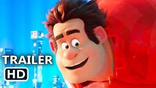 Video WRECK-IT RALPH 2 Official Trailer (2018) Ralph Breaks the Internet, Disney Movie HD MP3, 3GP, MP4, WEBM, AVI, FLV Maret 2018