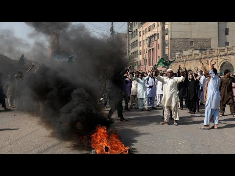 Πακιστάν: Δεύτερη ημέρα διαδηλώσεων κατά της αθώωσης της χριστιανής Άσια Μπίμπι…