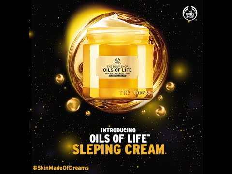 Introducting Oils Of Life Sleeping Cream