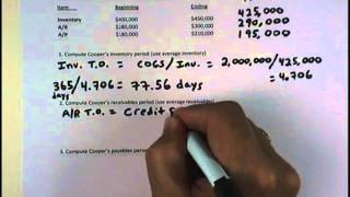 Financial Management: Supplemental Homework - Chapter 18