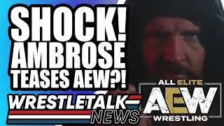 Dean Ambrose To AEW All Elite Wrestling?! Major WWE Star REVEALS INJURY! | WrestleTalk News May 2019