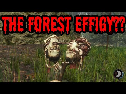 The Forest - How To Build An Effigy