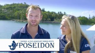 Poseidon - Snorkel & Scuba Dive the Great Barrier Reef - Australia