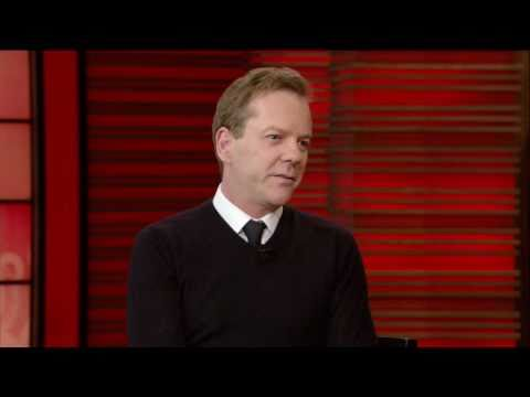 twentyfourspoilers - Kiefer Sutherland on Live With Regis and Kelly February 22, 2011. Talks about the 24 movie, The Confession, and That Championship Season. http://www.24spoile...