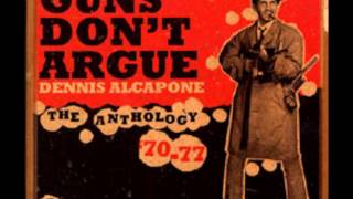 115   Dennis Alcapone   Gun's Don't Argue    Horse And Buggy
