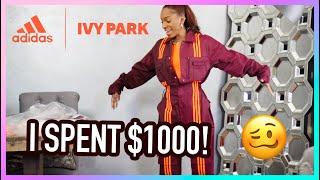 I Spent $1000 on adidas x IVY PARK 🥴Was it worth my money?! by VICKYLOGAN