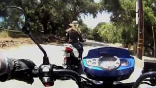 11. 2012 Yamaha Zuma 50F promo