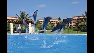 GRAND BAHIA PRINCIPE TULUM MEXICO 2017 - De tour por el Hotel  Luna de miel Ep. 2 Dia 1 por Méjico donde exploramos...