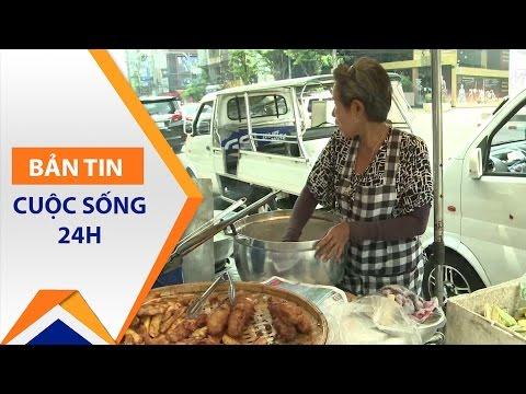 Học Việt Nam, Thái Lan giờ cũng dẹp vỉa hè   VTC1 - Thời lượng: 2 phút, 3 giây.