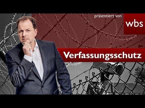 Lübcke-mord & Rechter Terror: Was Darf der Verfassungsschutz?