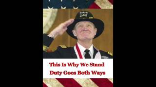 This Is Why We Stand: Hal Moore At The Battle of Ia Drang.