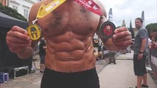 Kosice Slovakia  city pictures gallery : Spartan CITY Sprint Kosice Slovakia official video
