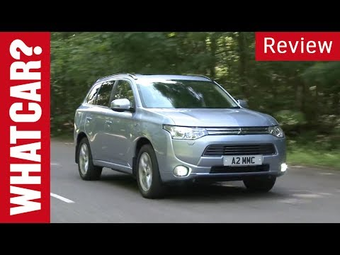 Mitsubishi Outlander PHEV 2014 review – What Car?